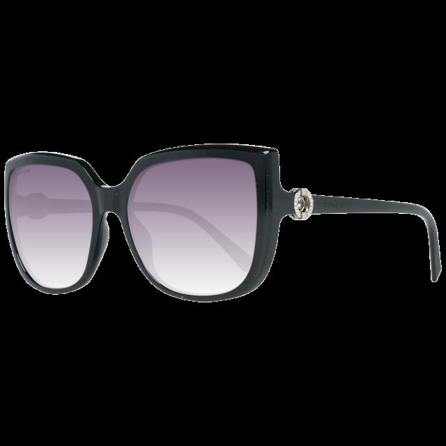 Swarovski Sunglasses SK0166 01B 56
