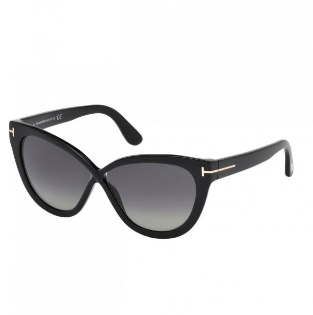 Tom Ford Sunglasses FT0511 01D 59