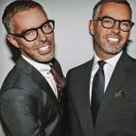 Родени в Канада, живеещи в Лондон, Made in Italy! Малко любопитни факти за любимата марка очила.