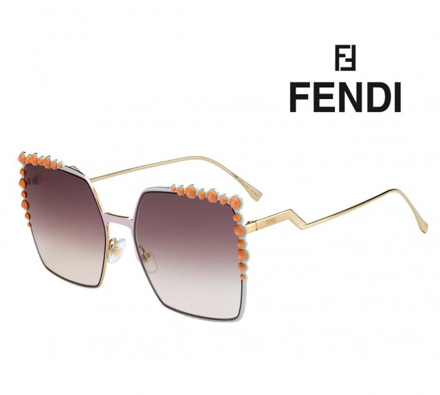 FENDI SUNGLASSES FF0259/S 35J