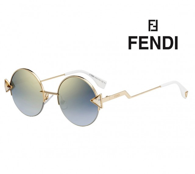 FENDI SUNGLASSES FF0243/S 000