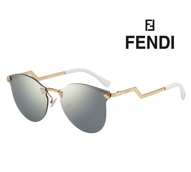 FENDI SUNGLASSES FF0040/S 000