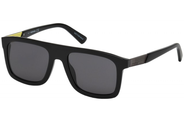 Diesel Sunglasses DL0268 01A 52