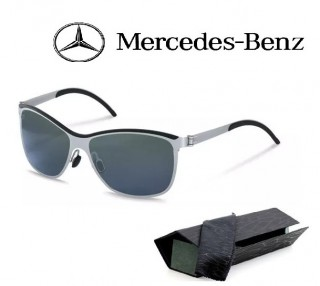 MERCEDES BENZ STYLE SUNGLASSES M1047-B