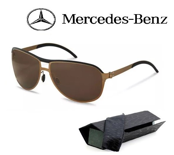 MERCEDES BENZ STYLE SUNGLASSES M1048-B