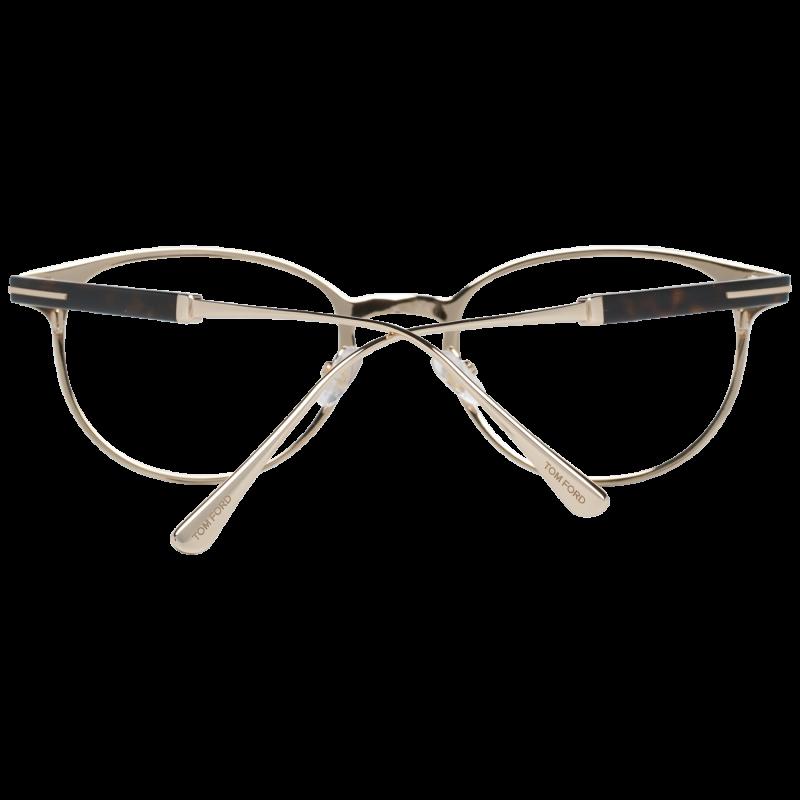 Tom Ford Optical Frame FT5482 028 50 Titanium