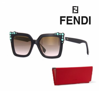 FENDI SUNGLASSES FF 0260/s 3H2/53 52