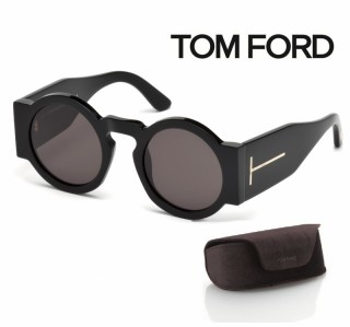 Tom Ford Sunglasses FT0603 01A 47