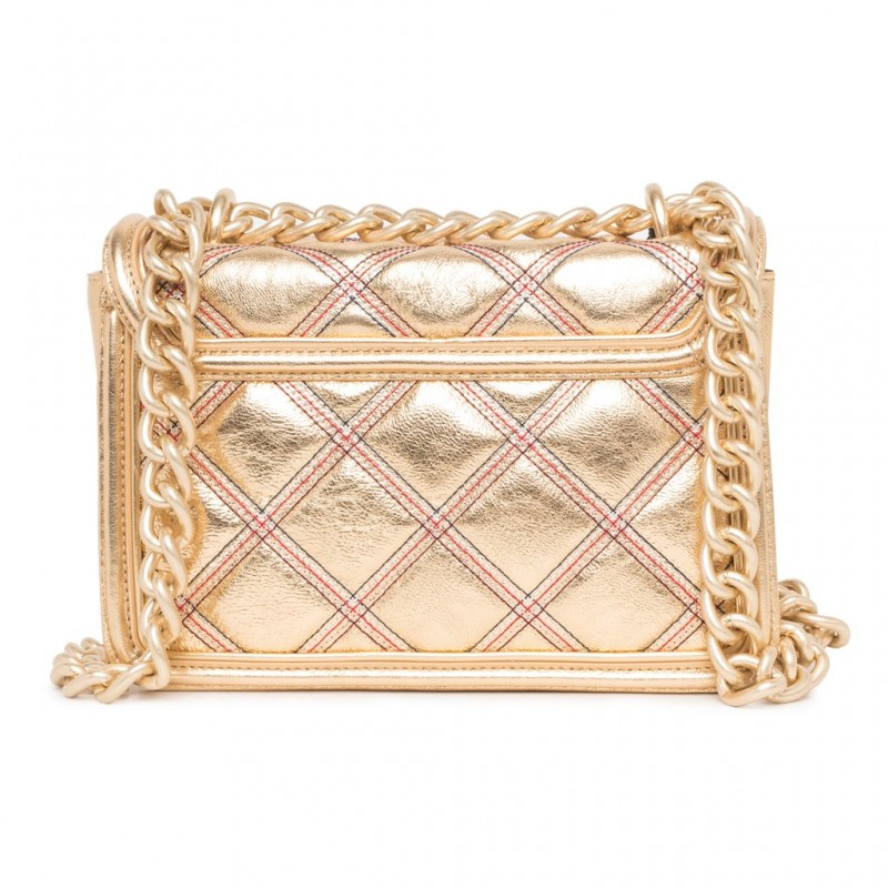 GUESS LUXE GOLD MULTI CROSSBODY BAG