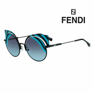 FENDI SUNGLASSES FF 0215/S 0LB