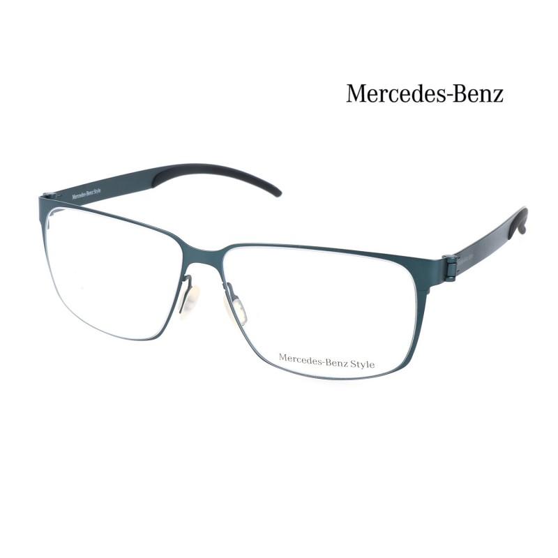 MERCEDES BENZ STYLE OPTICAL FRAMES 6043 - B