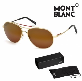 Montblanc Sunglasses MB703S 32H 61
