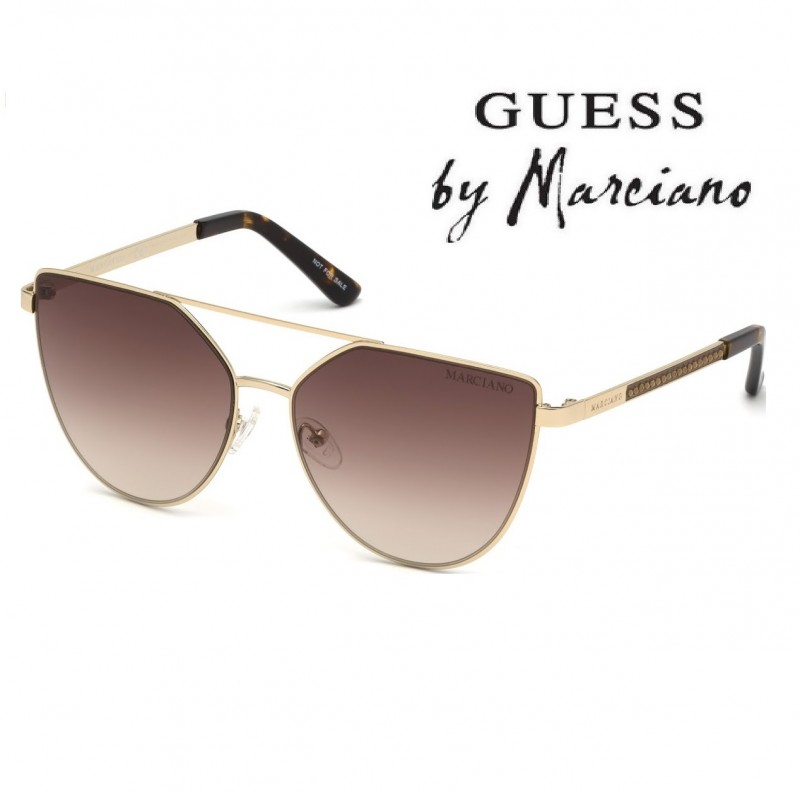 Guess by Marciano Sunglasses GM0778 32F 59