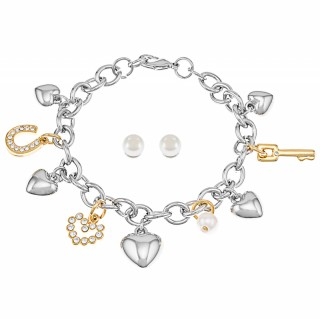 Pierre Cardin Jewellery Set PXX0068BK