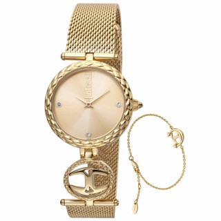 Just Cavalli Watch Logo JC1L103M0065