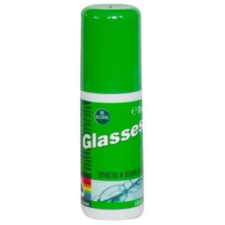 Glasses спрей за почистване на диоптрични и слънчеви очила 70 ml
