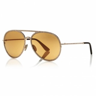 Tom Ford Sunglasses FT0728 28G