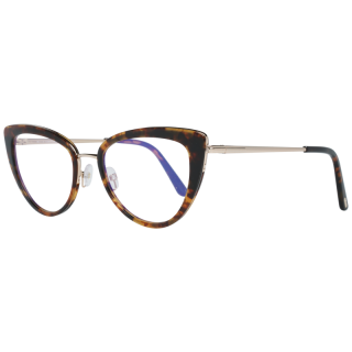 Tom Ford Optical Frame FT5580-B 056 55 Blue-Filter