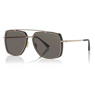 Tom Ford Sunglasses FT0750-F 62 01A