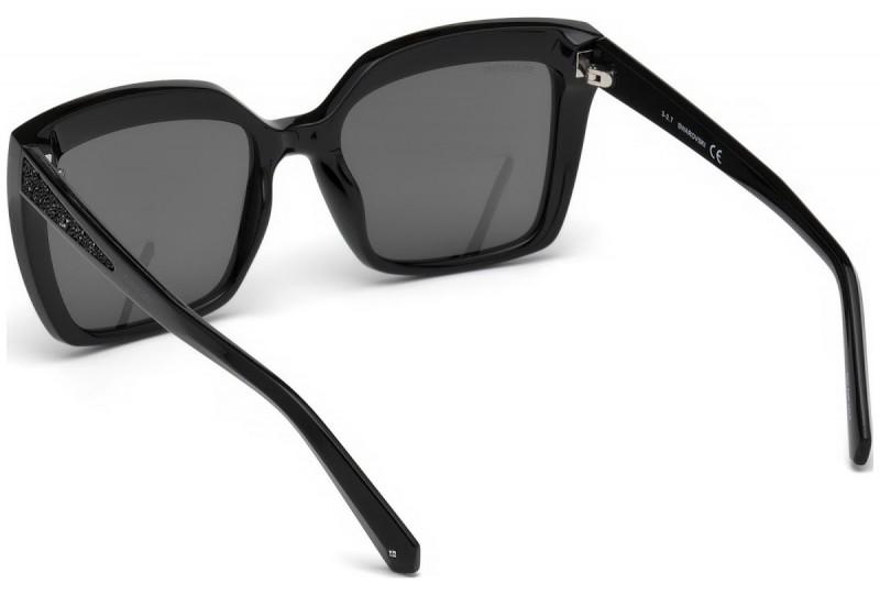 Swarovski Sunglasses SK0179 01A 53