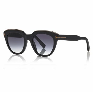 Tom Ford Sunglasses FT0686-F 53 01W