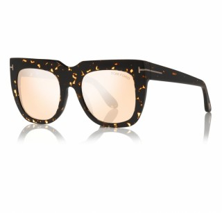 Tom Ford Sunglasses FT0687-F 52 55G
