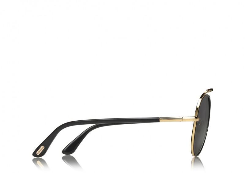 Tom Ford Sunglasses FT0748-F 62 01А