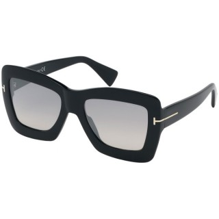 Tom Ford Sunglasses FT0664 01C 55