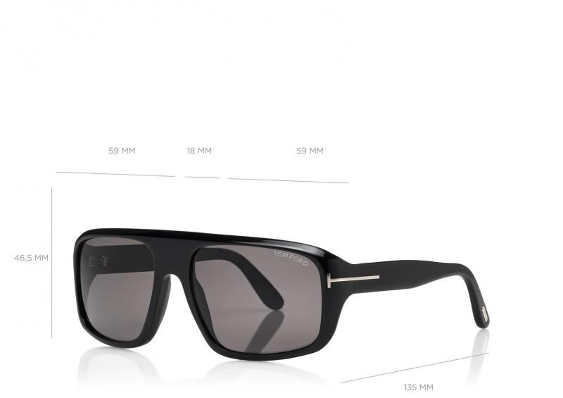 Tom Ford Sunglasses FT0754 01A