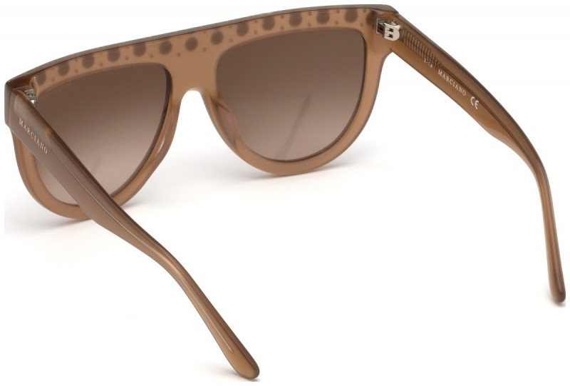 Guess By Marciano Sunglasses GM0795 72F 56
