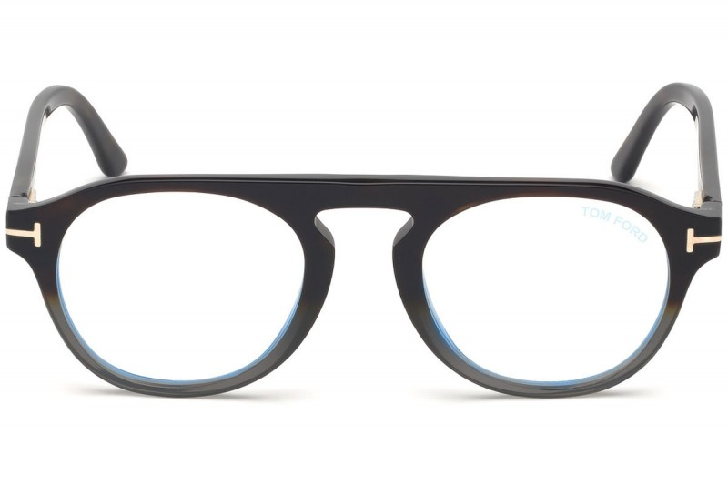 Tom Ford Optical Frame FT5533-B 55N 49
