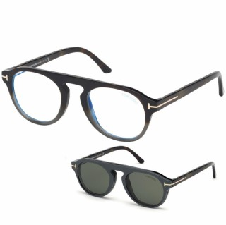 Tom Ford Optical Frame FT5533-B 55N 49