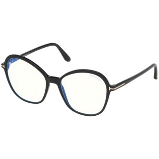 Tom Ford Optical Frame FT5577-B 001 55 Blue-Filter