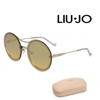 LIU JO SUNGLASSES LJ117S/60/GOLDEN BEAUTY