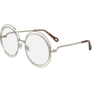 CHLOE OPTICAL FRAME CE2152/54/MEDIUM GOLD
