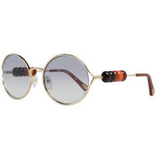 CHLOE SUNGLASSES CE167S/57/GOLD/GRADIENT GREY