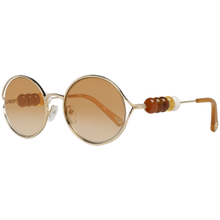 CHLOE SUNGLASSES CE167S/57/GOLD/GRADIENT BURNT FLASH E