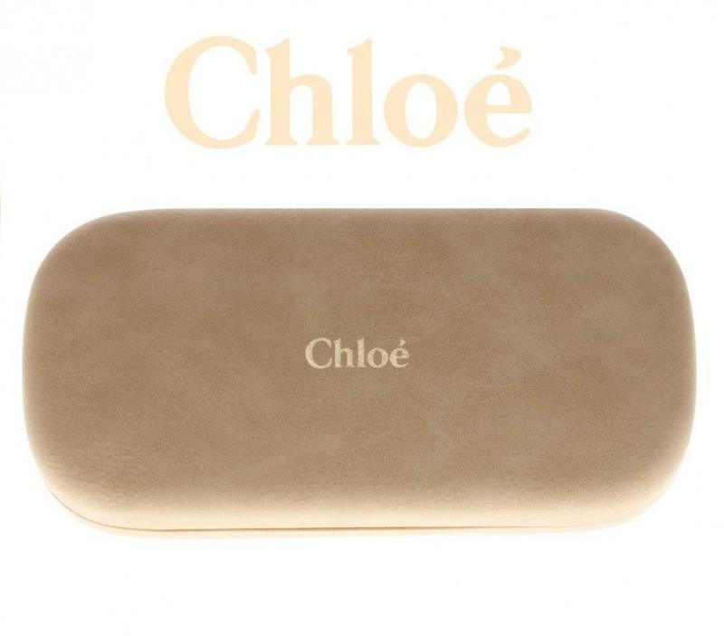 CHLOE SUNGLASSES CE167S/57/GOLD/GRADIENT GREY