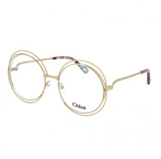 CHLOE OPTICAL FRAME CE2152/54/YELLOW GOLD