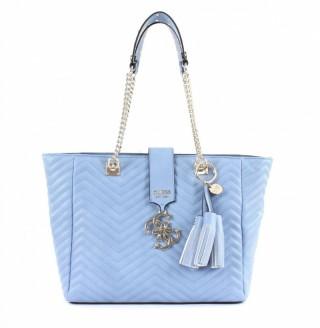 GUESS BAG VIOLET VG729423 SKY BLUE