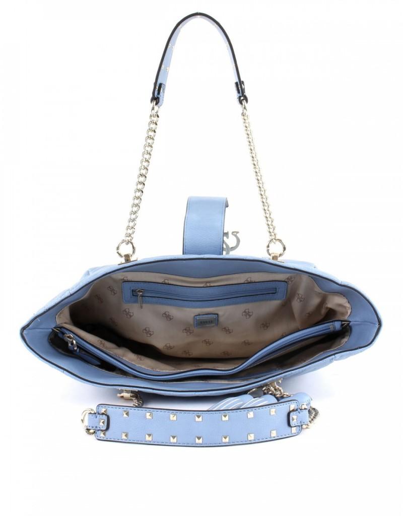 GUESS BAG VIOLET VG729423 SKY BLUE