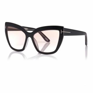 Tom Ford Sunglasses FT0745 01Z 58