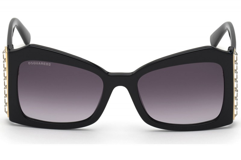 Dsquared2 Sunglasses DQ0357 01B 56