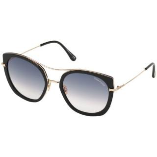 Tom Ford Sunglasses FT0760-F 01B 58