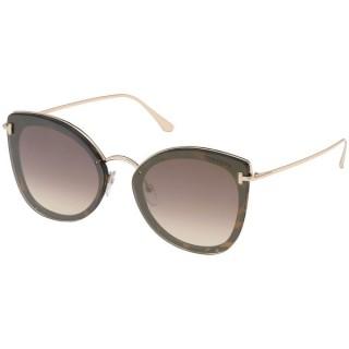 Tom Ford Sunglasses FT0657 52G 62