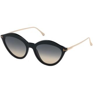 Tom Ford Sunglasses FT0663 01B 57