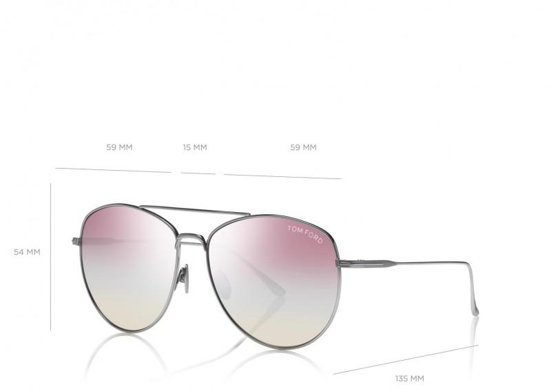 Tom Ford Sunglasses FT0784 16Z 59