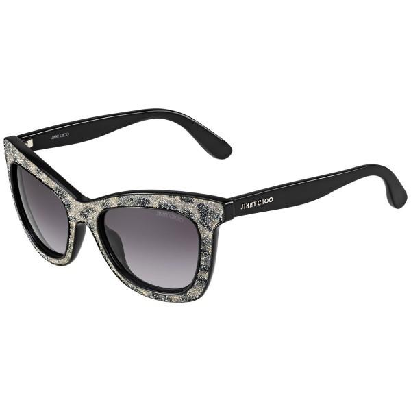 Jimmy Choo Sunglasses FLASH/S IBW/BK