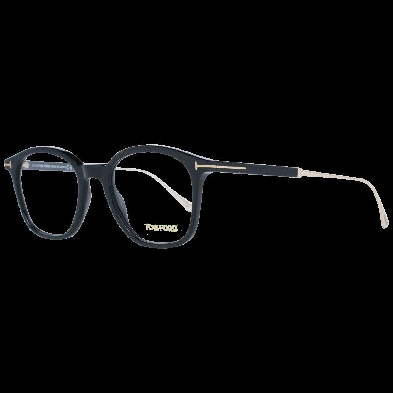 Tom Ford Optical Frame FT5484 001 50 Titanium