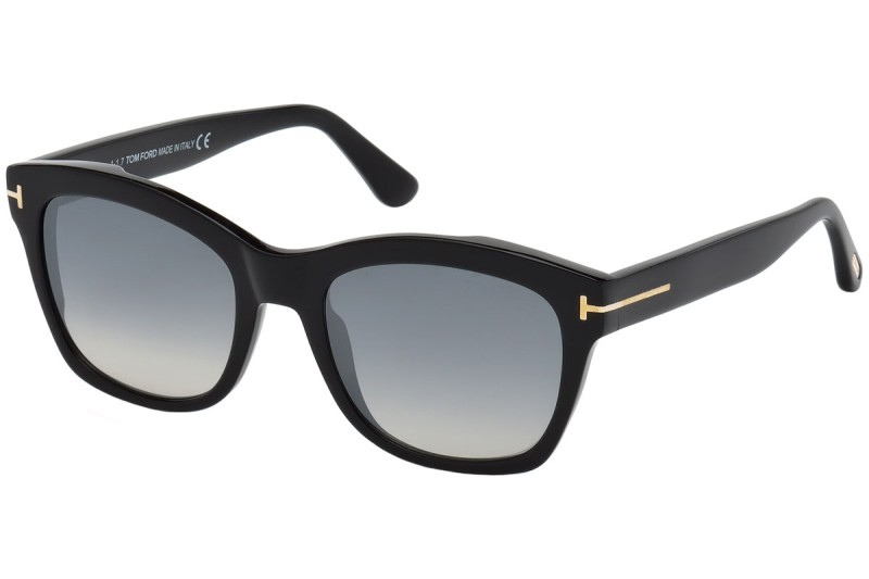 Tom Ford Sunglasses FT0614-F 01C 54